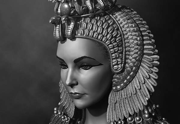 Image result for image of cleopatra