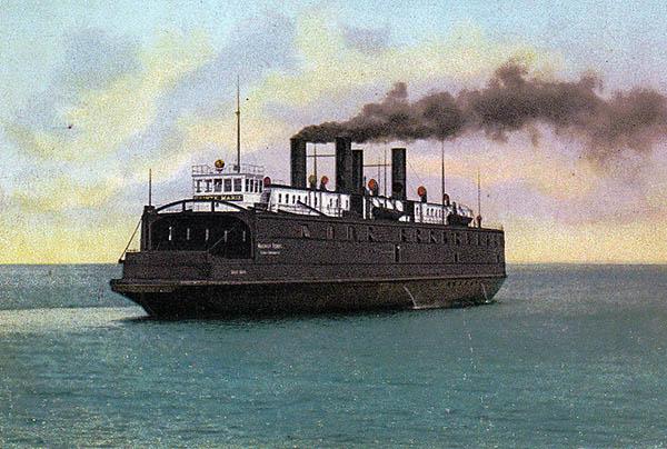 Great Lakes Car Ferries - Mackinac Transportation Company - World