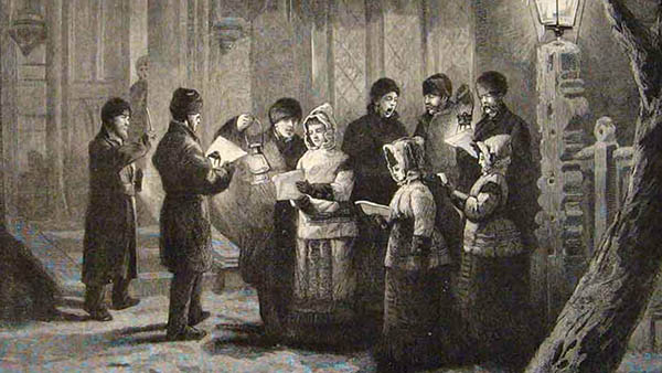 The Story Behind Christmas Carols World History