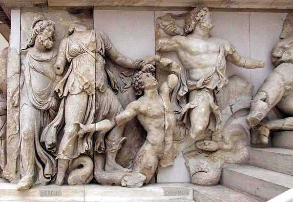 classical greek and roman sculptures artistic expression inspired