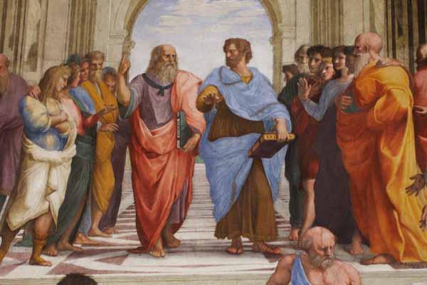 philosophers of ancient greece socrates plato and aristotle