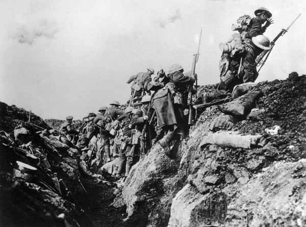 the dark and lovely life of trench warfare during the first world war First world warcom varieties of trench life august 4th, 1914  wounded, november 1917 again in april 1918, during german attack.